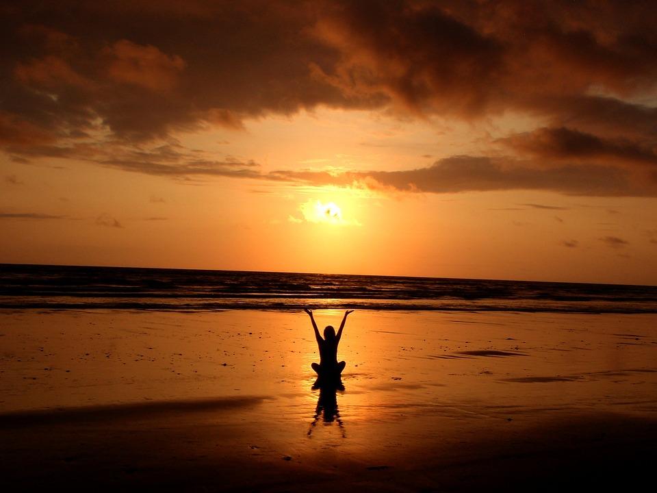 Bliv stressfri med yoga