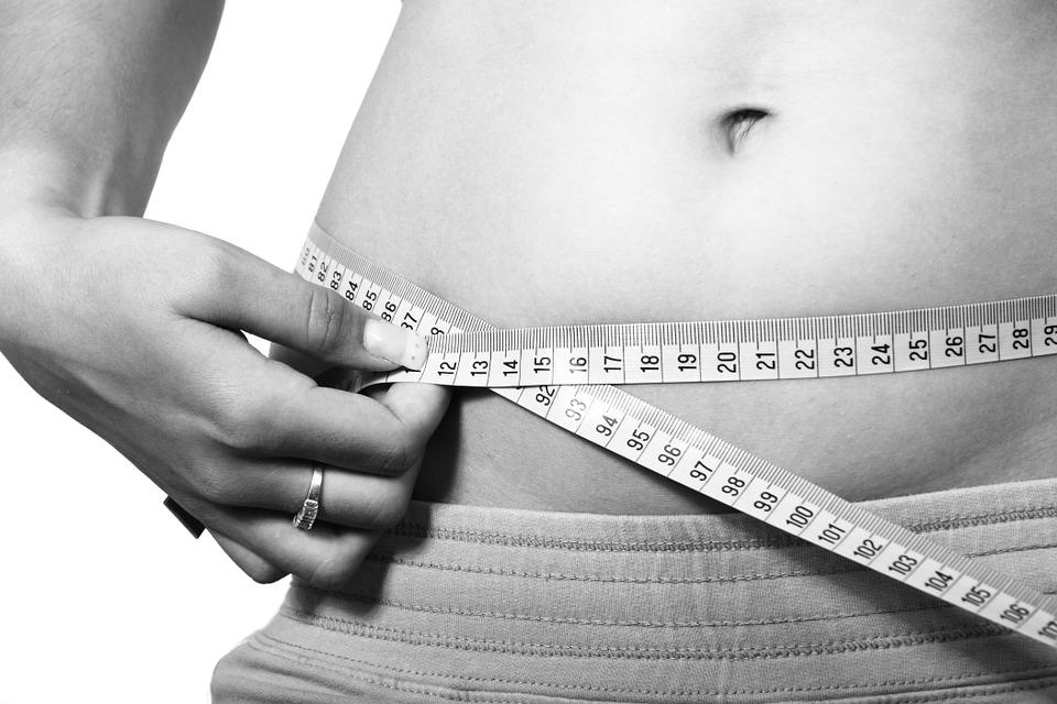 Tab fedtet på maven