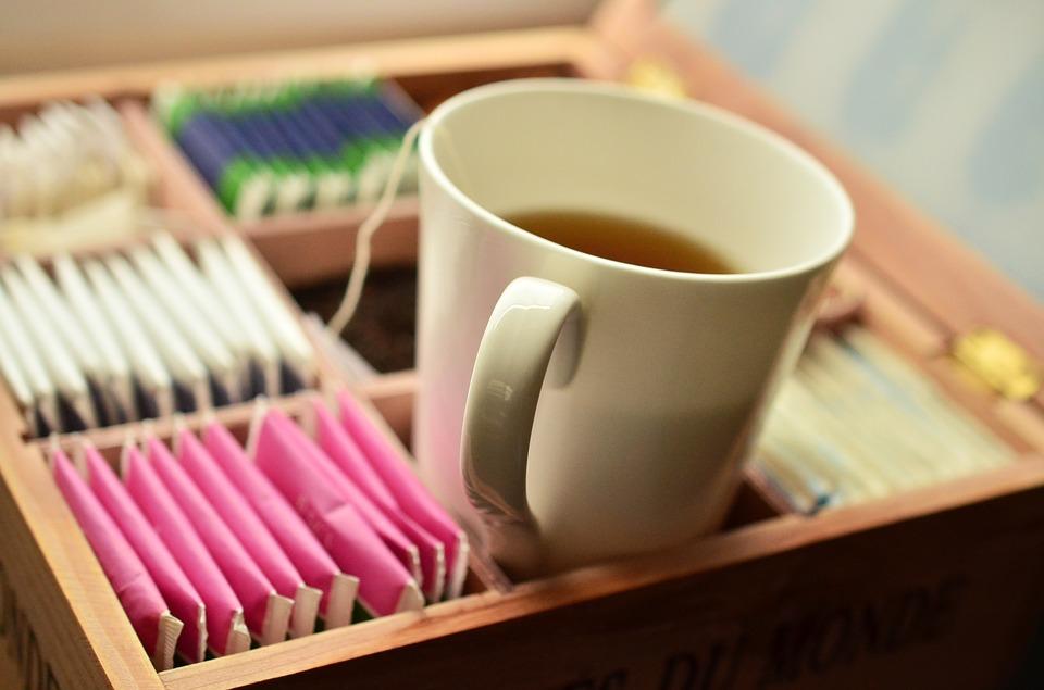 Bliv sund med te