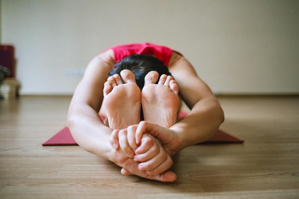 Hvad sker der når du dyrker yoga?